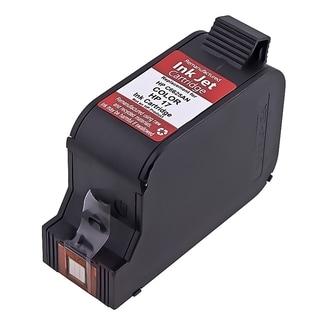 BasAcc Remanufactured C6625 No.17 Color Ink Cartridge for HP Deskjet