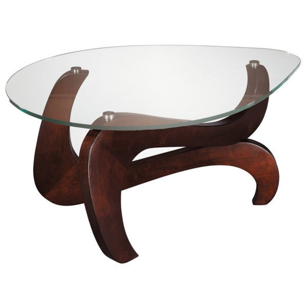 Nassau Shaped Cocktail Table