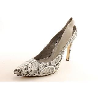 BCBG Max Azria Women's 'Raine' Animal Print Dress Shoes