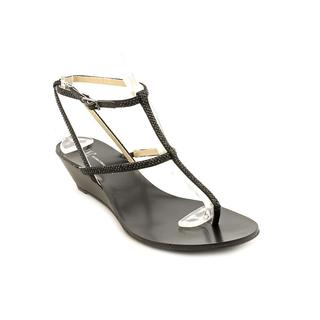 INC International Concepts Women's 'Madge' Fabric Sandals (Size 8.5 )