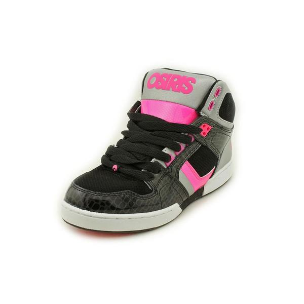 Osiris Girl (Youth) 'NYC 83 SLM' Leather Athletic Shoe