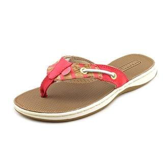 Sperry Top Sider Women's 'Seafish Prints' Leather Sandals