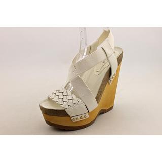 BCBG Max Azria Women's 'Walter' Basic Textile Sandals