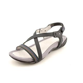 Jambu Women's 'Crepe' Leather Sandals