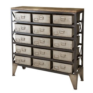 Langley Industrial Chest