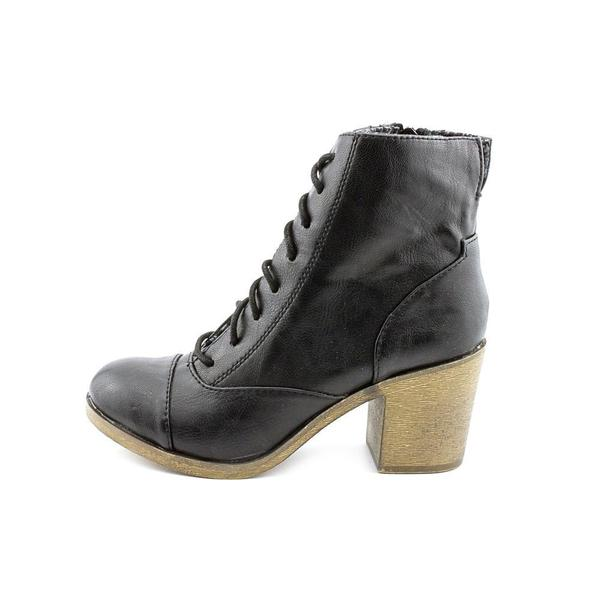 Rock & Candy Women's 'On My Way' Leather Boots