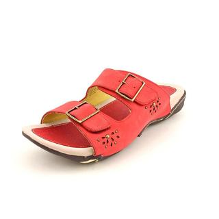 Jambu Women's 'Magnetism' Leather Sandals