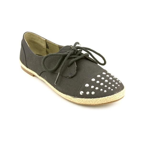 Material Girl Women's 'Button' Basic Textile Casual Shoes (Size 9.5 )