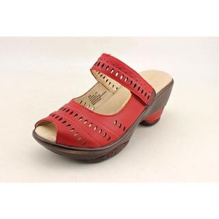 Jambu Women's 'Touring Too' Leather Sandals
