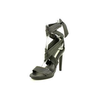 BCBG Max Azria Women's 'Hamlet' Leather Heels