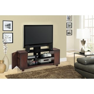 InnovEx Richmond 53-inch Antique Walnut TV Stand