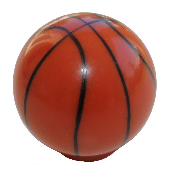 GlideRite Basketball Cabinet or Dresser Sports Knobs (Pack of 10)