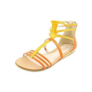 BCBGeneration Women's 'Rumbah' Leather Sandals