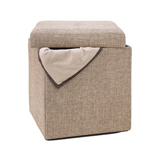 Single Folding Ottoman