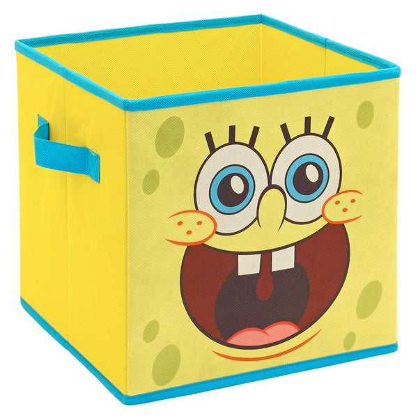 Nickelodeon Spongebob SquarePants Storage Cube