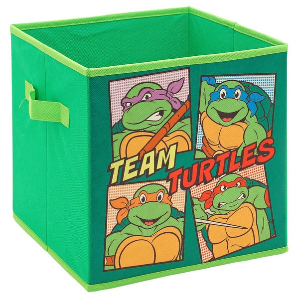 Teenage Mutant Ninja Turtles Storage Cube 13123898