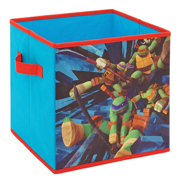 Nickelodeon Teenage Mutant Ninja Turtles Storage Cube