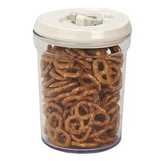 Round Lidlock Storage Jar