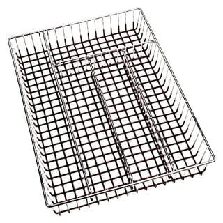 Chrome Cutlery Tray