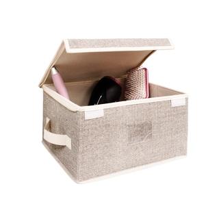 Medium Zippered Storage Box