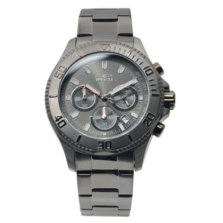 Invicta Men's 17371 Stainless Steel 'Pro Diver' Quartz Chronograph Watch
