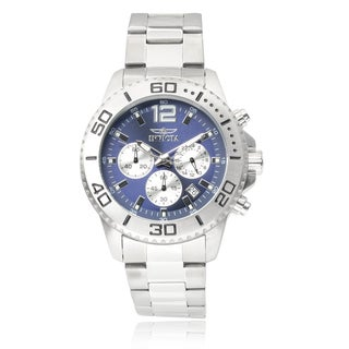 Invicta Men's 17397 Stainless Steel 'Pro Diver' Chronograph Watch