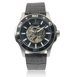 Invicta Men's 17258 Stainless Steel 'Specialty' Watch