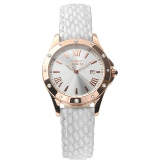 Invicta Women's 14844 Stainless Steel 'Angel' Quartz Watch