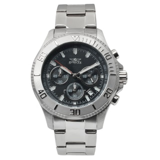 Invicta Men's 17359 Stainless Steel 'Pro Diver' Quartz Chronograph Watch