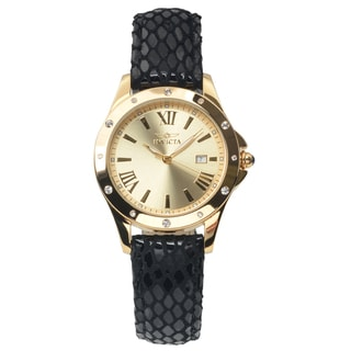 Invicta Women's 14843 Stainless Steel 'Angel' Quartz Watch