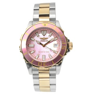 Invicta Women's 14355 Stainless Steel 'Pro Diver' Quartz Watch