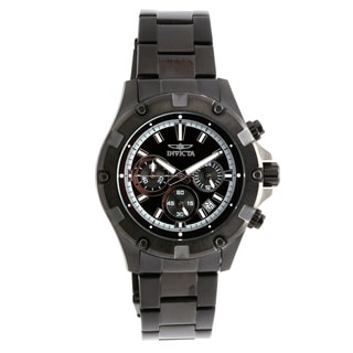 Invicta Men's 15608 Stainless Steel 'Specialty' Quartz Chronograph Watch