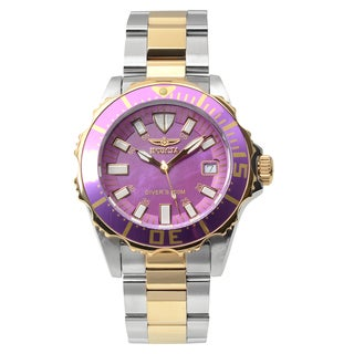 Invicta Women's 14354 Stainless Steel 'Pro Diver' Quartz Watch