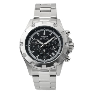 Invicta Men's 15601 Stainless Steel 'Specialty' Quartz Chronograph Watch