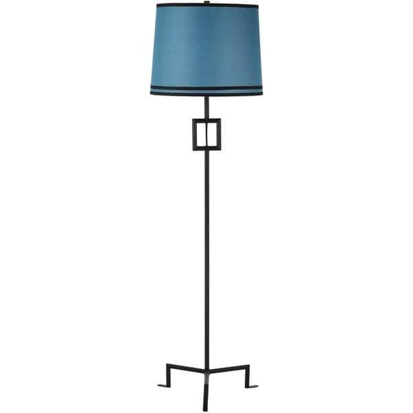 Thom Filicia Indoor 1-light Midnight Black Hanover Floor Lamp