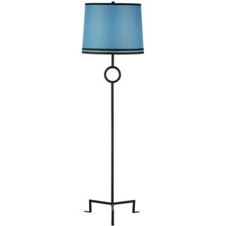 Thom Filicia Lighting 63-inch Midnight Black Shotwell Floor Lamp