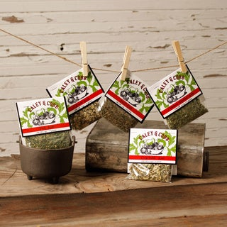 Caley and Cobb Assorted Dry Rub Mixes