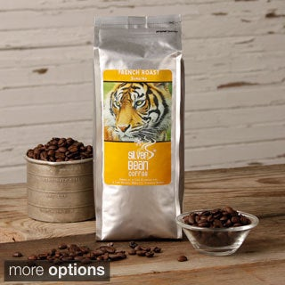 Silver Bean Coffee Company Sumatra French Roast Coffee