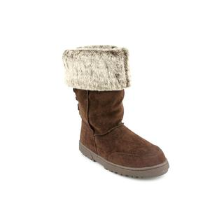 Rampage Women's 'Albie' Faux Suede Boots (Size 8.5 )