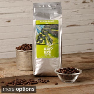 Silver Bean Coffee Company Peru Medium Roast Coffee