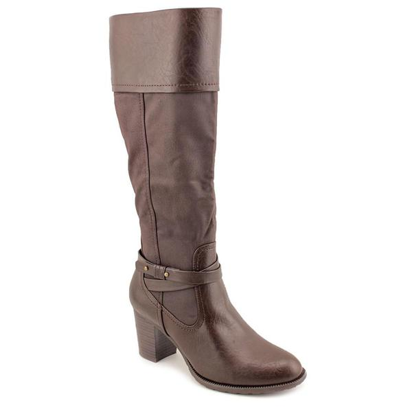 White Mountain Women's 'Sapphire' Faux Leather Boots (Size 9 )