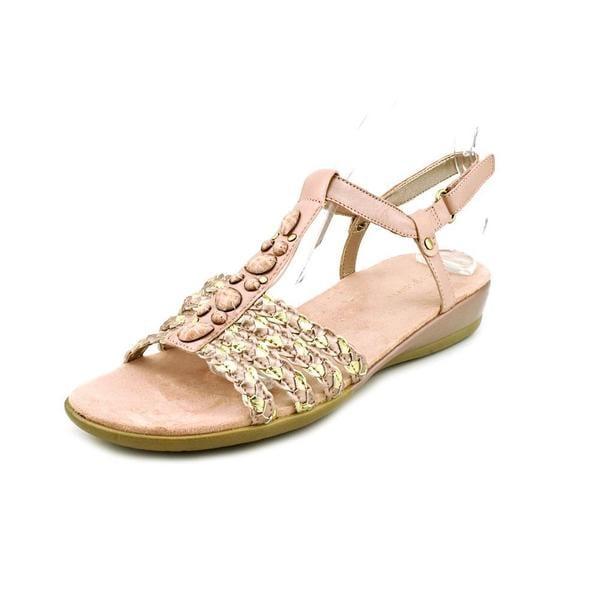 Easy Spirit Women's 'Hattie' Leather Sandals