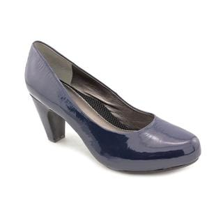 Antigravity By Easy Spirit Women's 'Parnella' Patent Leather Dress Shoes - Wide (Size 8 )