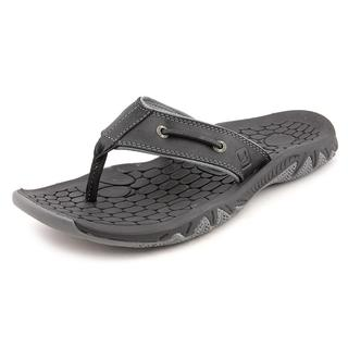 Sperry Top Sider Men's 'Son-R Pulse Thong' Leather Sandals