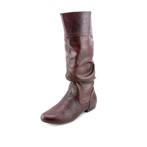 White Mountain Women's 'Foliage' Faux Leather Boots (Size 5 )