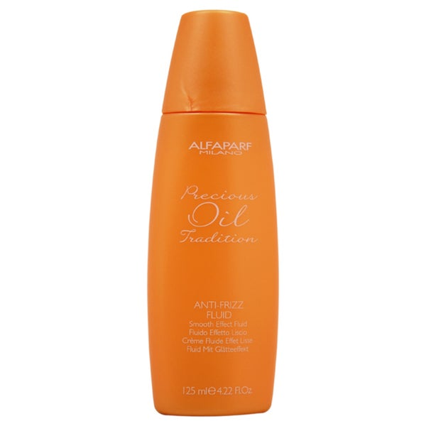Alfaparf Precious Oil Tradition 4.2-ounce Anti-frizz Fluid