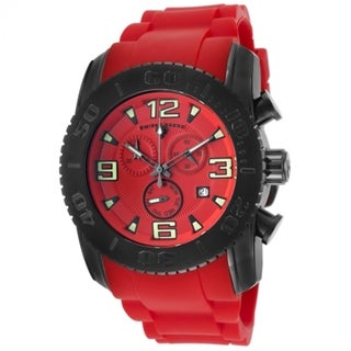 Swiss Legend Men's SL-10067-BB-05 Commander Red Watch