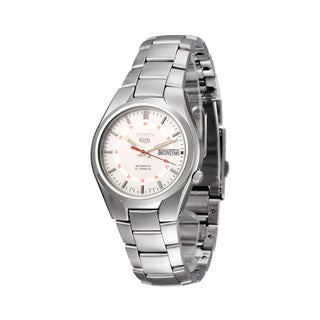 Seiko Men's 5 SNK613K1 Stainless Steel Automatic Watch