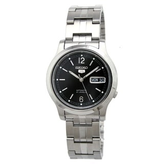 Seiko Men's 5 SNK799KI Stainless Steel Automatic Watch