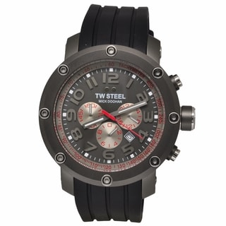 TW Steel Men's TW613 'Grandeur Tech' Grey Watch